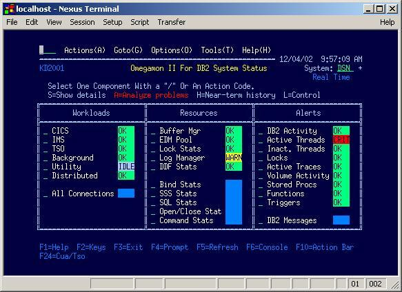 Telnet 3270/5250/VT/ANSI/SSH/SSL terminal/printer emulator and ftp/ftps/sftp